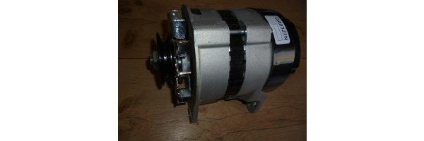 Anlasser / Lichtmaschine/ Batterie