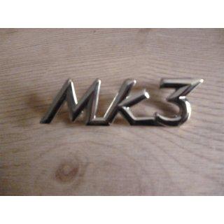 "Emblem ""MK3"""