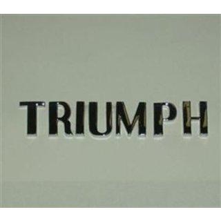 """Buchstabensatz """"TRIUMPH"""" MK1-3"""