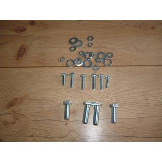 Schraubensatz Frontstoßstange MK4