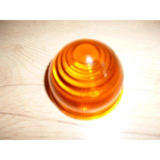 Glas Blinker Echtglas rund