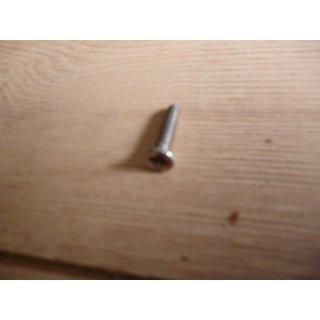 Blechschraube 4x20 Senkkopf