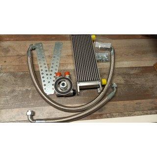Ölkühlersatz mit Thermostat