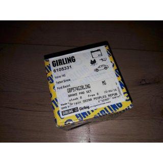 Bremsklotzsatz Girling Spitfire MK3-1500