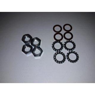 Montagesatz Bremsschläuche MK1-4