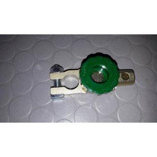 Batteriehauptschalter mit Rändelmutter