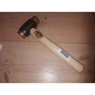 Kupfer/Holzhammer