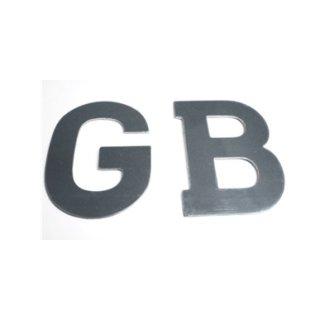 Buchstabensatz GB