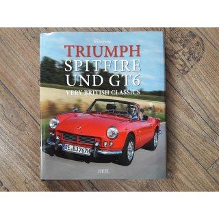 Triumph Spitfire und GT6, Heel Verlag von Richard Drege