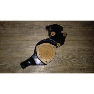 Wasserpumpengehäuse GT6, aufgearbeitetes Altteil, pulverbeschichtet