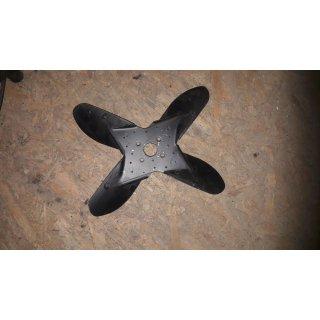 Kühlerventilator Spitfire MK2, schwarz gepulvert